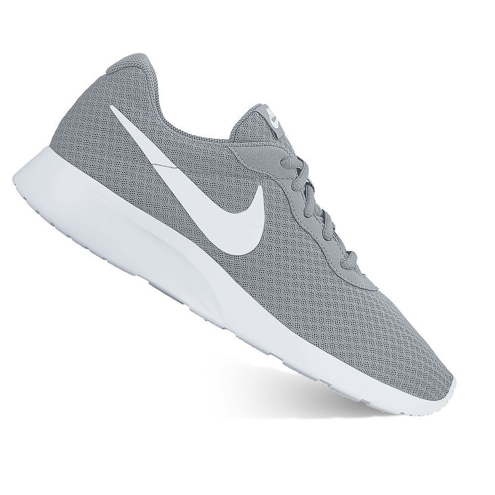 Nike Men's Shoes Light Grey Size 10.5