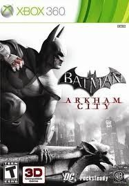 Batman Arkham City – Xbox 360 Game