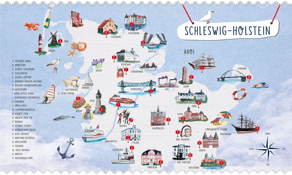 Zauberhafte Adressen Von A Z Forde Fraulein Beach Motel Heiligenhafen Strassenkarte Deutschland Schleswig Holstein