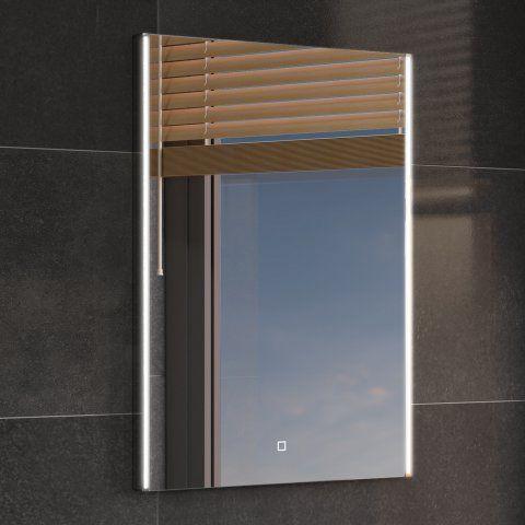 700x500mm Illuminated Led Bathroom Mirror Lunar Soak Com Bathroom Mirror Lights Led Mirror Bathroom Led Mirror