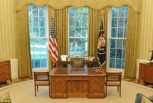 oval office desk. Luther Oval Office Desk T