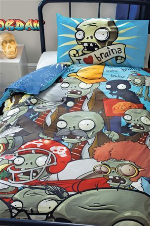 Buy Plants Vs Zombies Bed Set From The Next Uk Online Shop