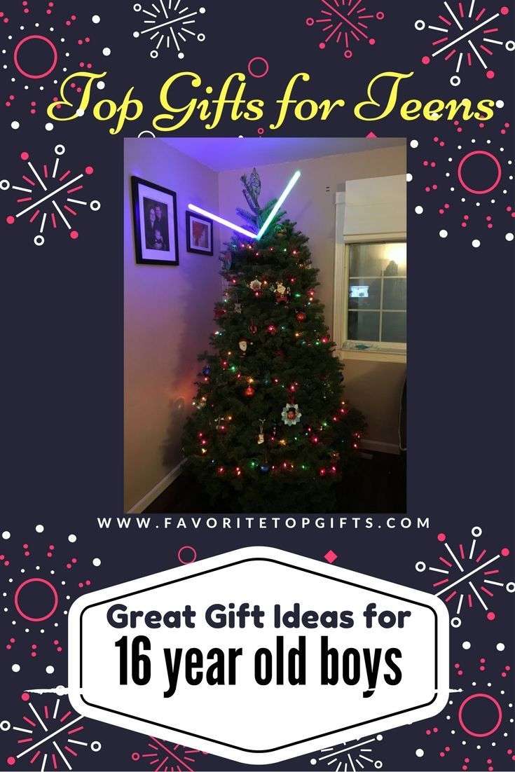 Christmas Gift Ideas For A 16 Year Old Boy Part - 35: Best Gifts And Toys For 16 Year Old Boys