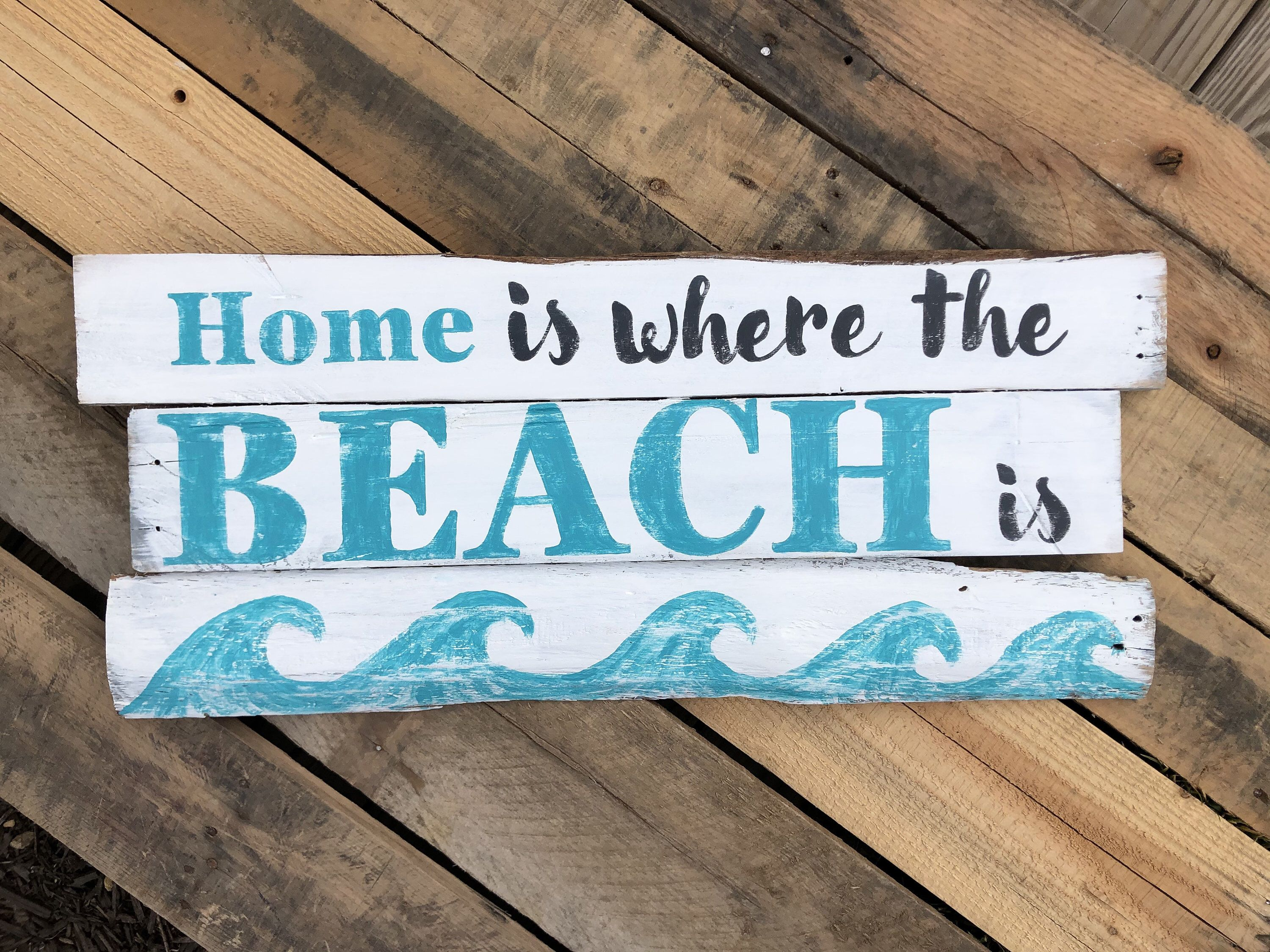 Pin On Beach Signs