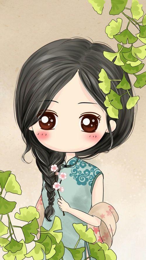 Girl Wallpaper And Cute Image Cute Drawings Cute Girl