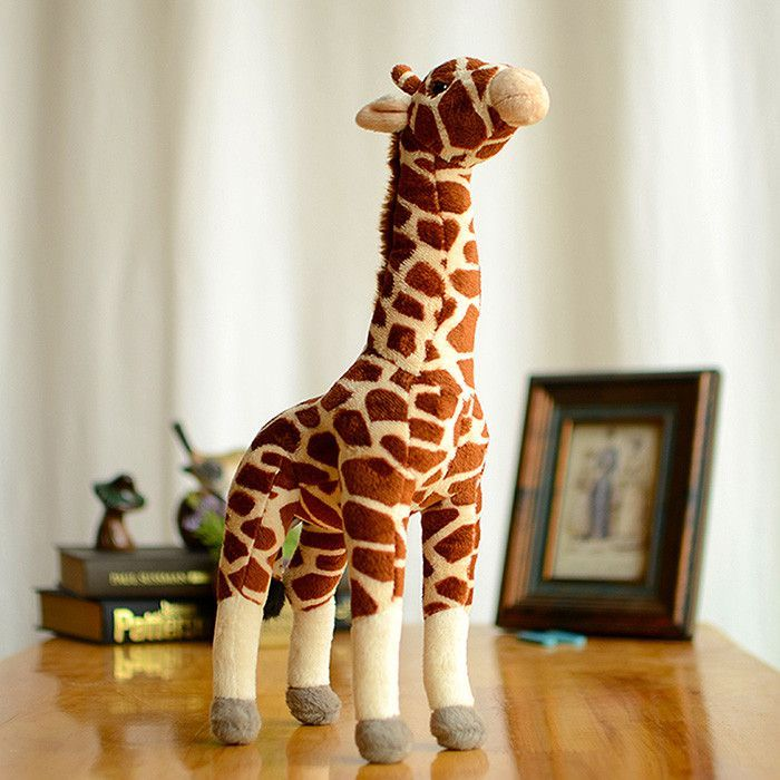 Giraffe Plush Stuffed Doll