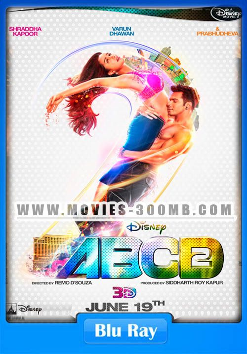 ABCD - Any Body Can Dance - 2 movie download dvdrip torrent