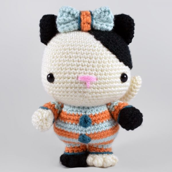Twinkle The Kitty Amigurumi Pattern | amigurumi cats | Pinterest ...