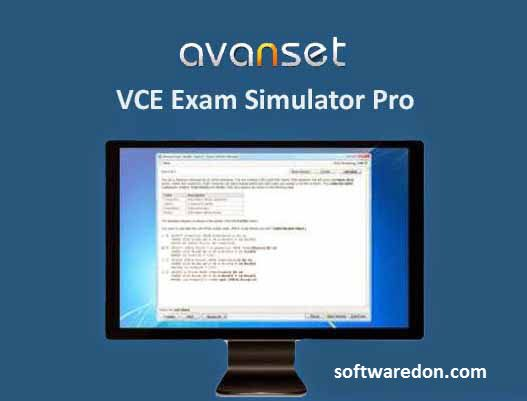 Download VCE Exam Simulator PRO 2 0 1 Crack - Software Don | www