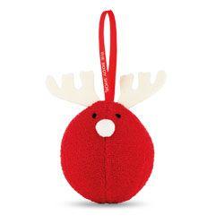 Reindeer Washball http://www.thebodyshop.co.uk #iwant #stockingfiller