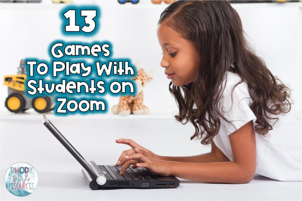 45+ Zoom games to play with youth group mode