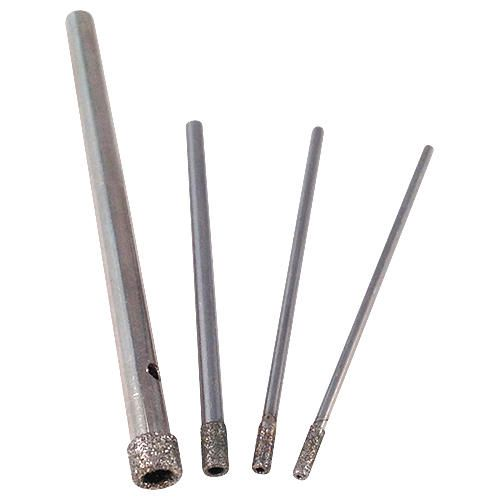Sizes Available 1 00mm 1 25mm 1 50mm 2 00mm 2 50mm 3 00mmsimilar To Our Small Solid Diamond Drill Bits But With A Glazes For Pottery Drill Drilling Glass