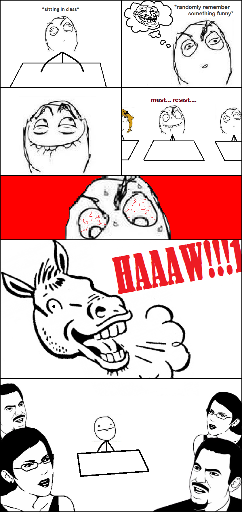 Rage Comic Rage Comics Derp Comics Memes