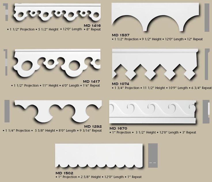 Exterior Mouldings Pvc Moldings