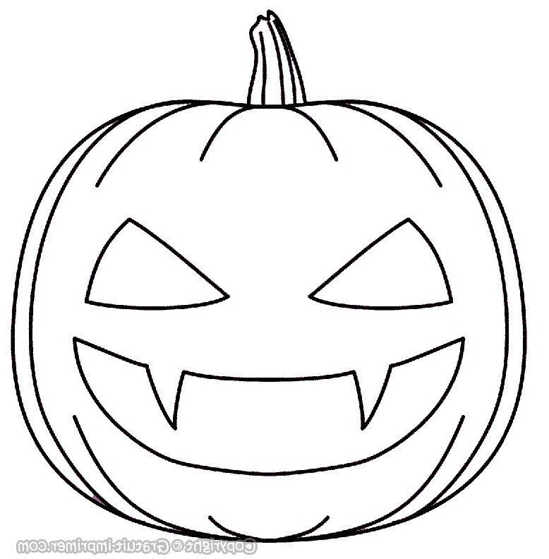 10 Inspirant De Citrouille Halloween A Imprimer Galerie Citrouille Halloween Coloriage Halloween A Imprimer Dessin Citrouille