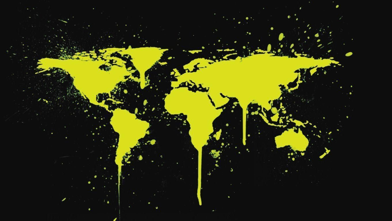 Black world map wallpaper 1080p for free wallpaper word black world map wallpaper 1080p for free wallpaper gumiabroncs Image collections