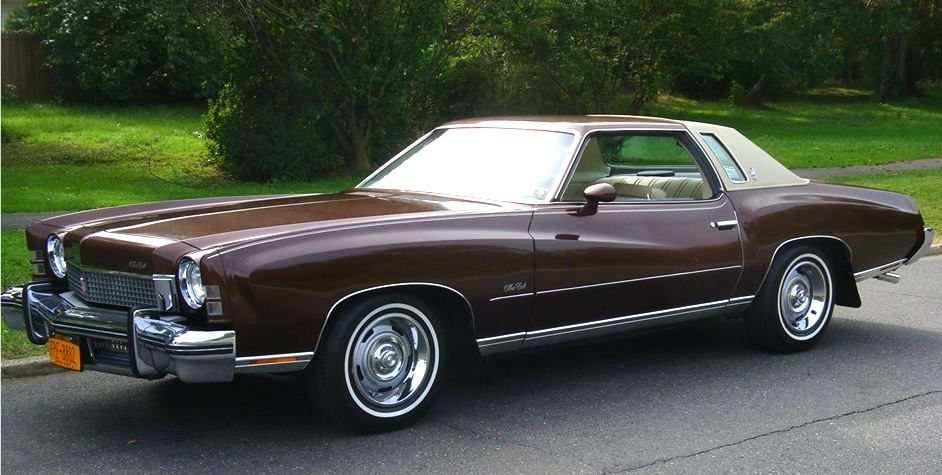1973 Monte Carlo Mine Was Maroon With White Vinyl Top Chevrolet Monte Carlo Classic Cars Muscle Chevy Muscle Cars