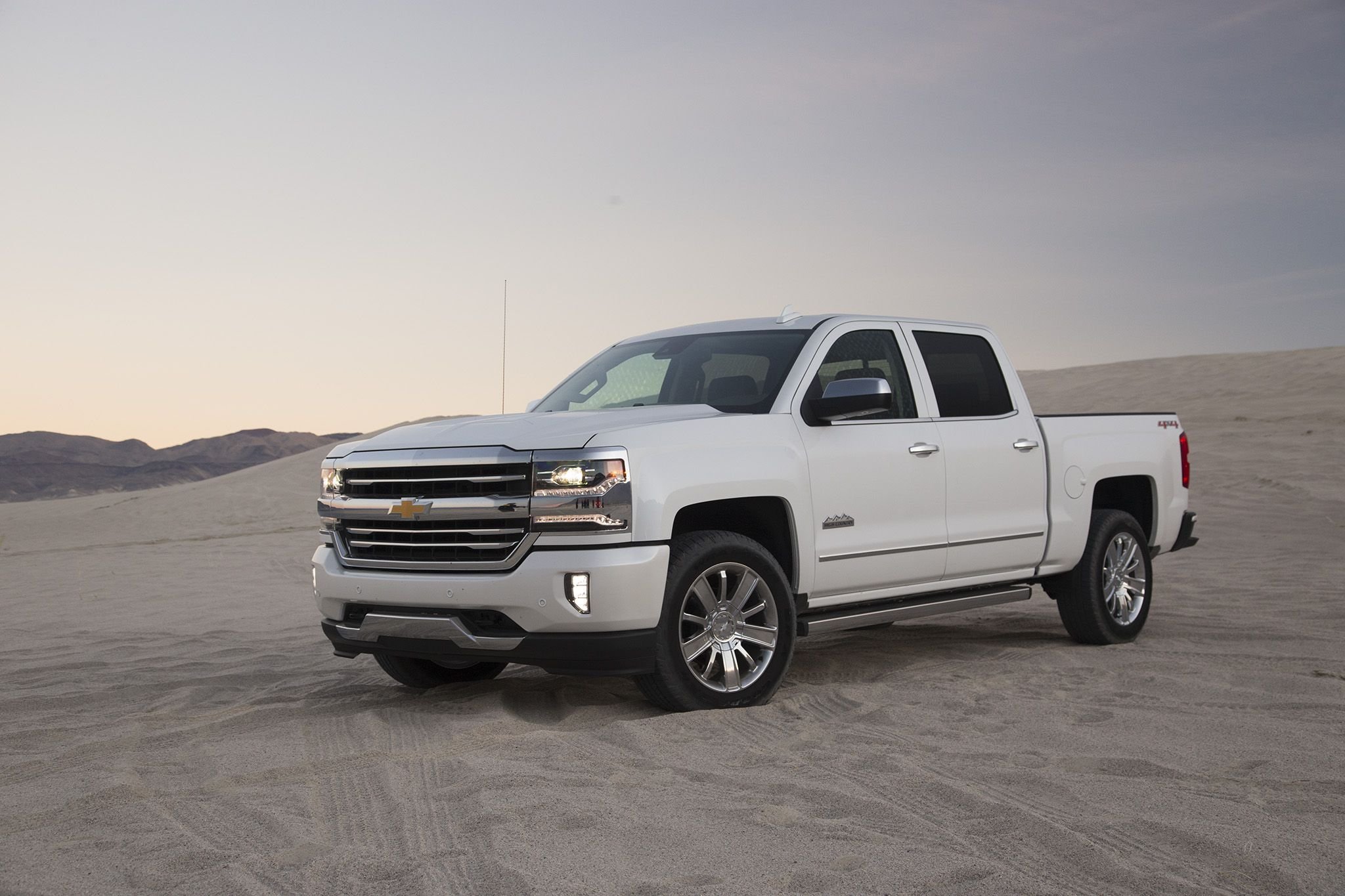 Check out the new 2017 chevrolet silverado high desert coming this fall with waterproof storage chevy gm trucks read more http autoweek com