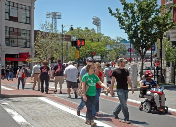 Boston Complete Streets Design Guidelines | APA Awards ...
