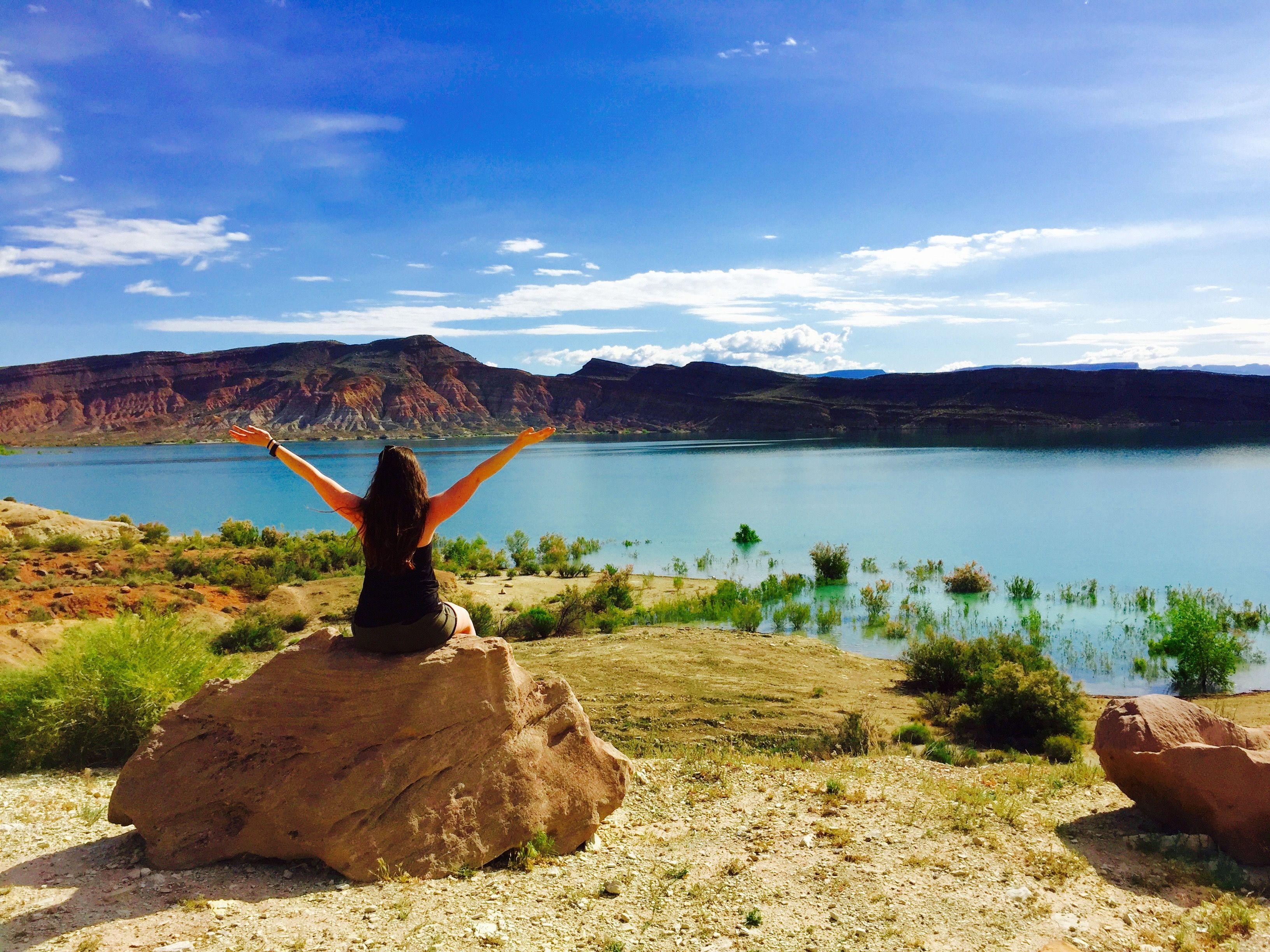 Beautiful Quail Creek State Park In Hurricane Utah Utah State Parks Panguitch Lake Amazing Adventures