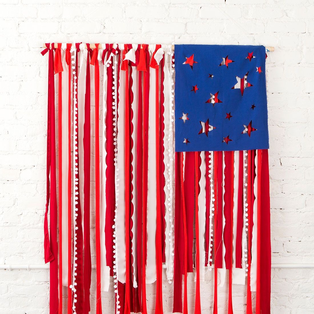Add This Diy Photo Booth Backdrop To Your July 4th Bash Holiday