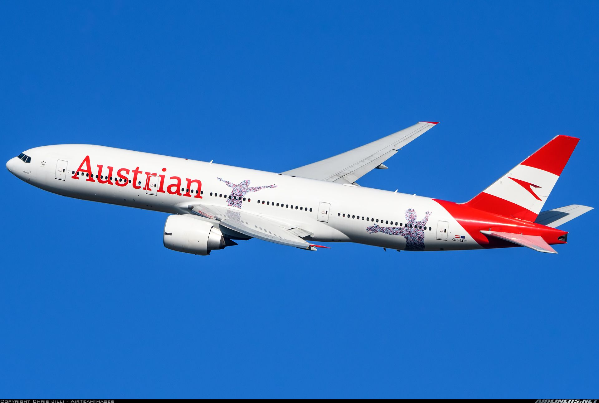 Boeing 777 2q8 Er Austrian Airlines Aviation Photo 5283055 Airliners Net Boeing 777 Boeing Boeing Aircraft