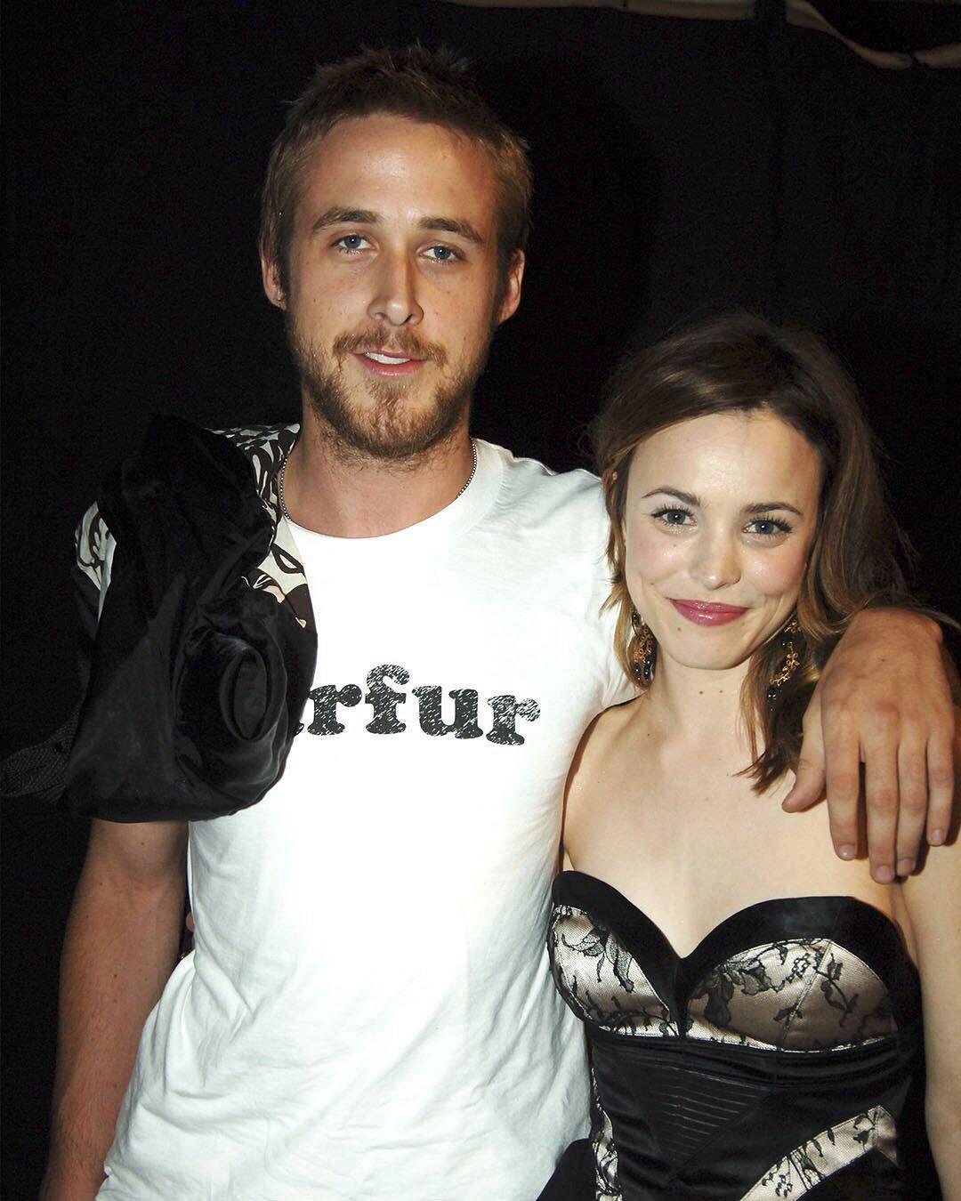 Ryan rachel gosling and mcadams Ryan Gosling