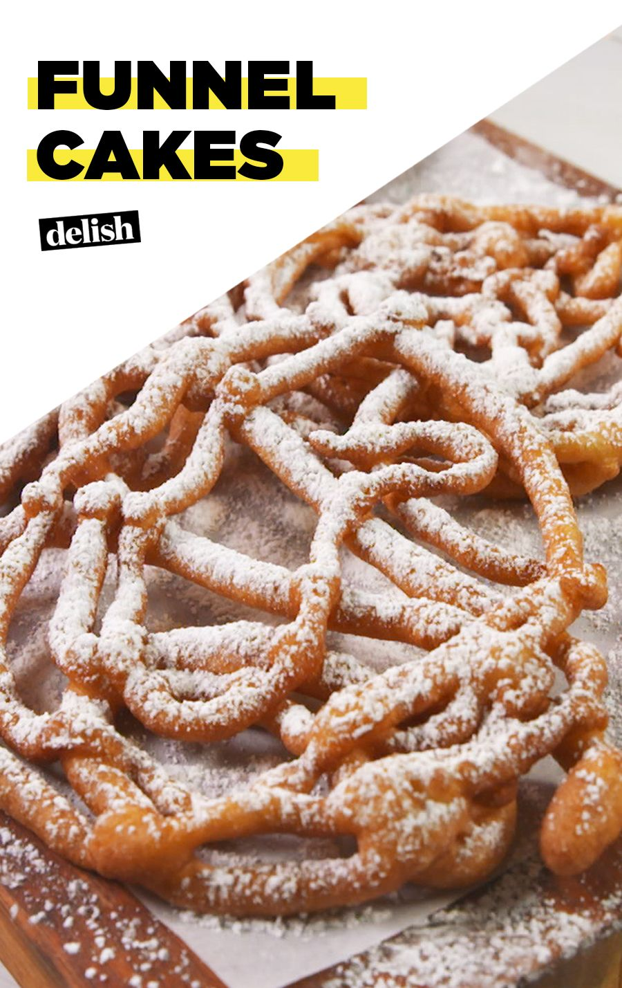 Making Funnel Cake At Home Is Way Easier Than We Thought Get The
