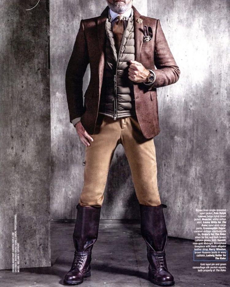 stivali alti uomo eleganti