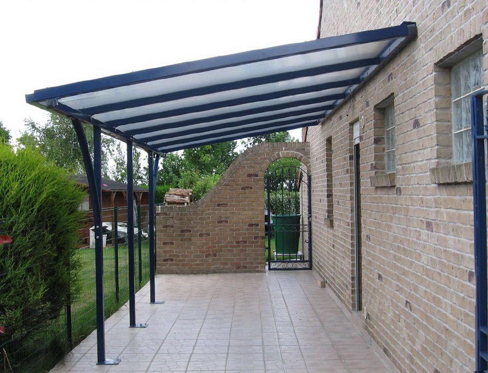 Pergolas de metal para jardin arquitectura del hogar - Pergolas de metal ...