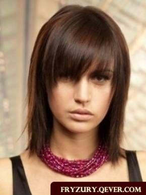 Fryzury Półdługie Włosy Cienkie Szukaj W Google Style