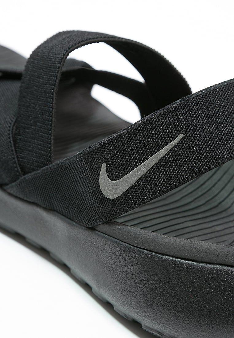 new style 3df32 c1711 Nike Sportswear ROSHE ONE - Sandals - black anthracite - Zalando.co.uk