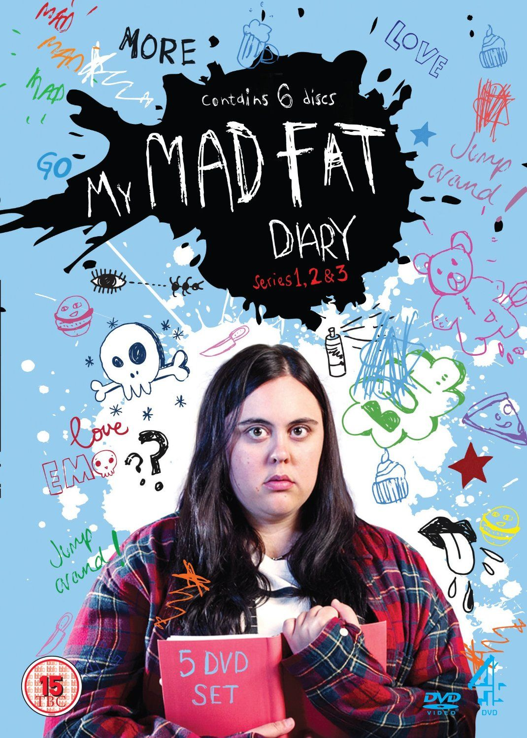 My Mad Fat Diary Series 13 [DVD] Movies