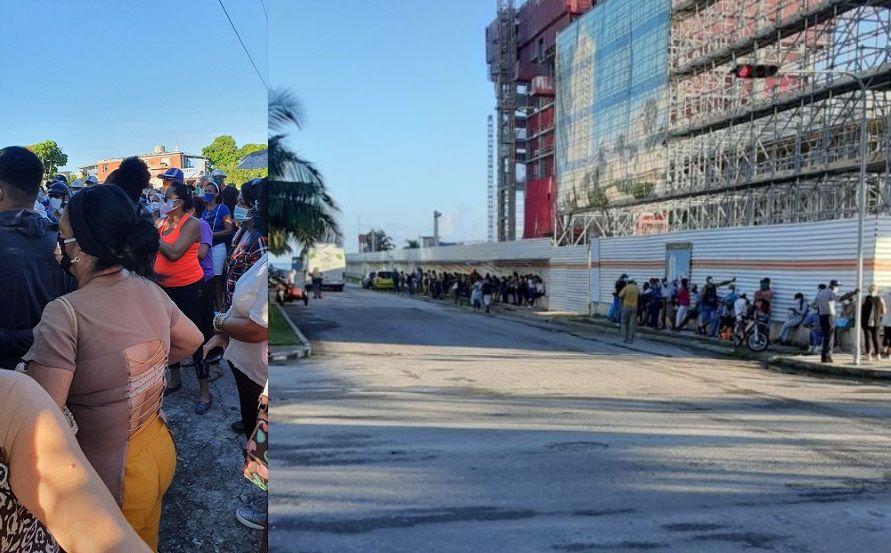 """Cuba: """"Comer ahora es un privilegio para los familiares y amigos de la emigración"""""""