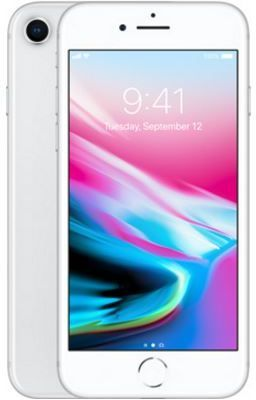816 61 Usd Apple Iphone 8 With Facetime 64gb 4g Lte Silver