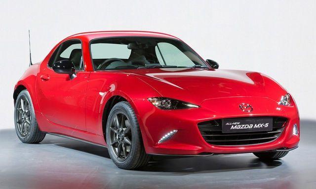 2017 Mazda MX 5 Miata Coupe front Wheels Pinterest
