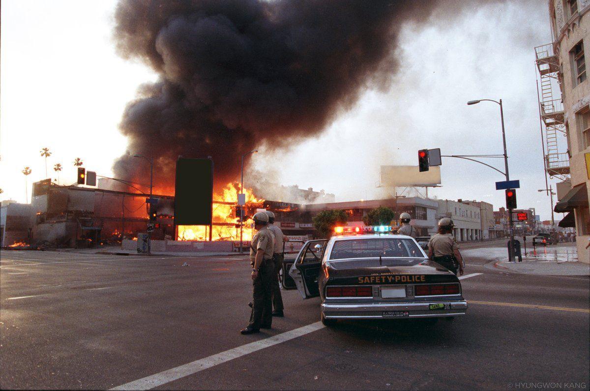 Riots Violence Protests