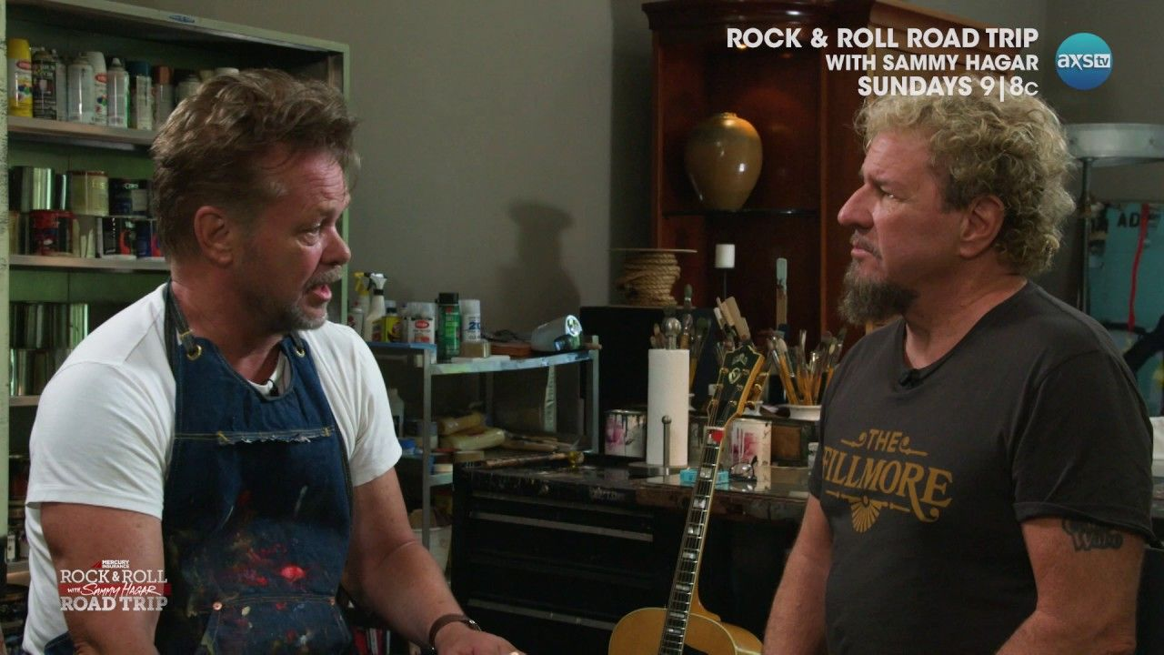 John Mellencamp Deleted Scenes Ep 203 Of Rock Roll Road Trip W Sammy John Mellencamp Rock And Roll John