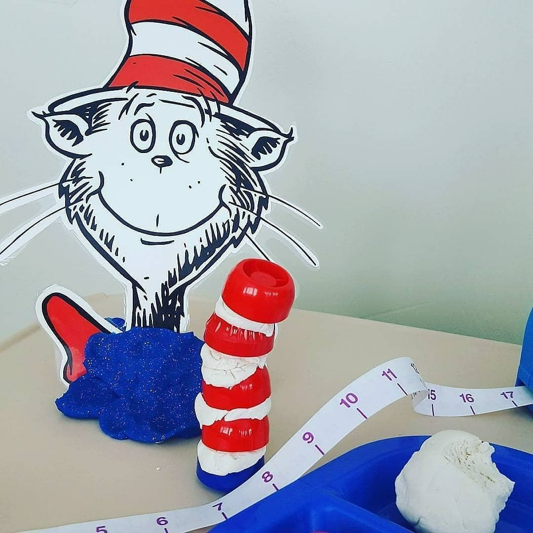 Getting Ready For Dr Seuss Day With This Fun Stem Activity