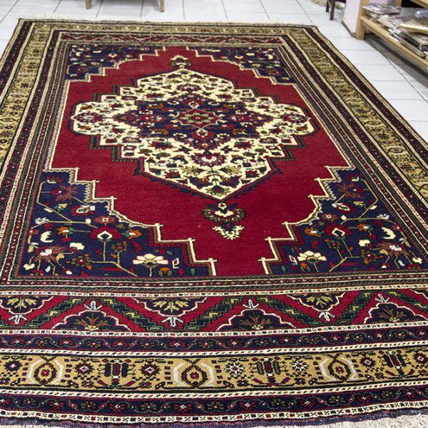 Anatolian Carpet Hand Woven Home Decor Taspinar Carpet Turkish