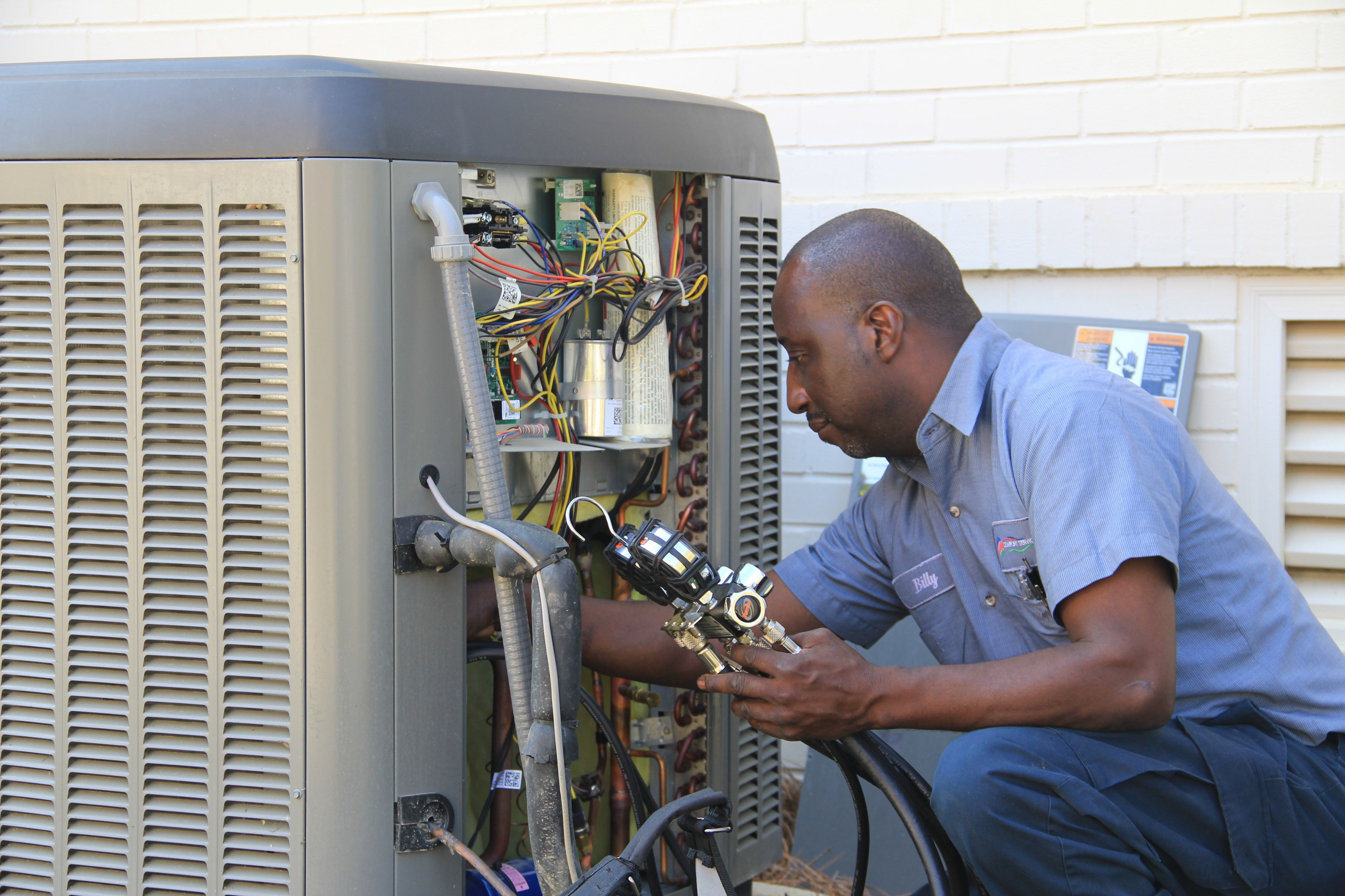 Seeking Tempe check up heating and air conditioning? Here