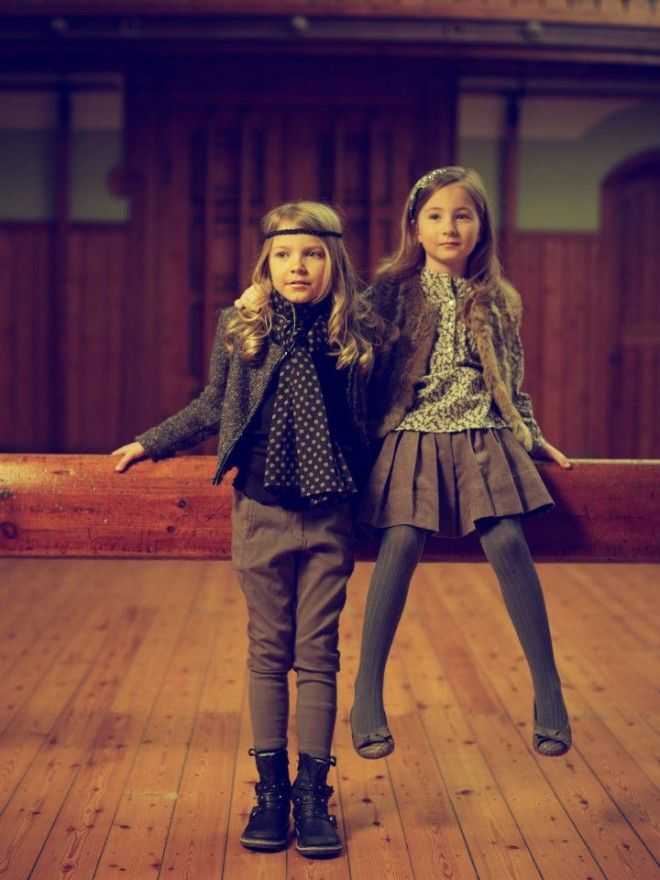 Petit by Sofie Schnoor AW12 Photo by Anders Hald.