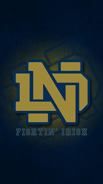 Notre Dame Wallpaper For Iphone Notre Dame Football Notre Dame Wallpaper Notre Dame Fighting Irish