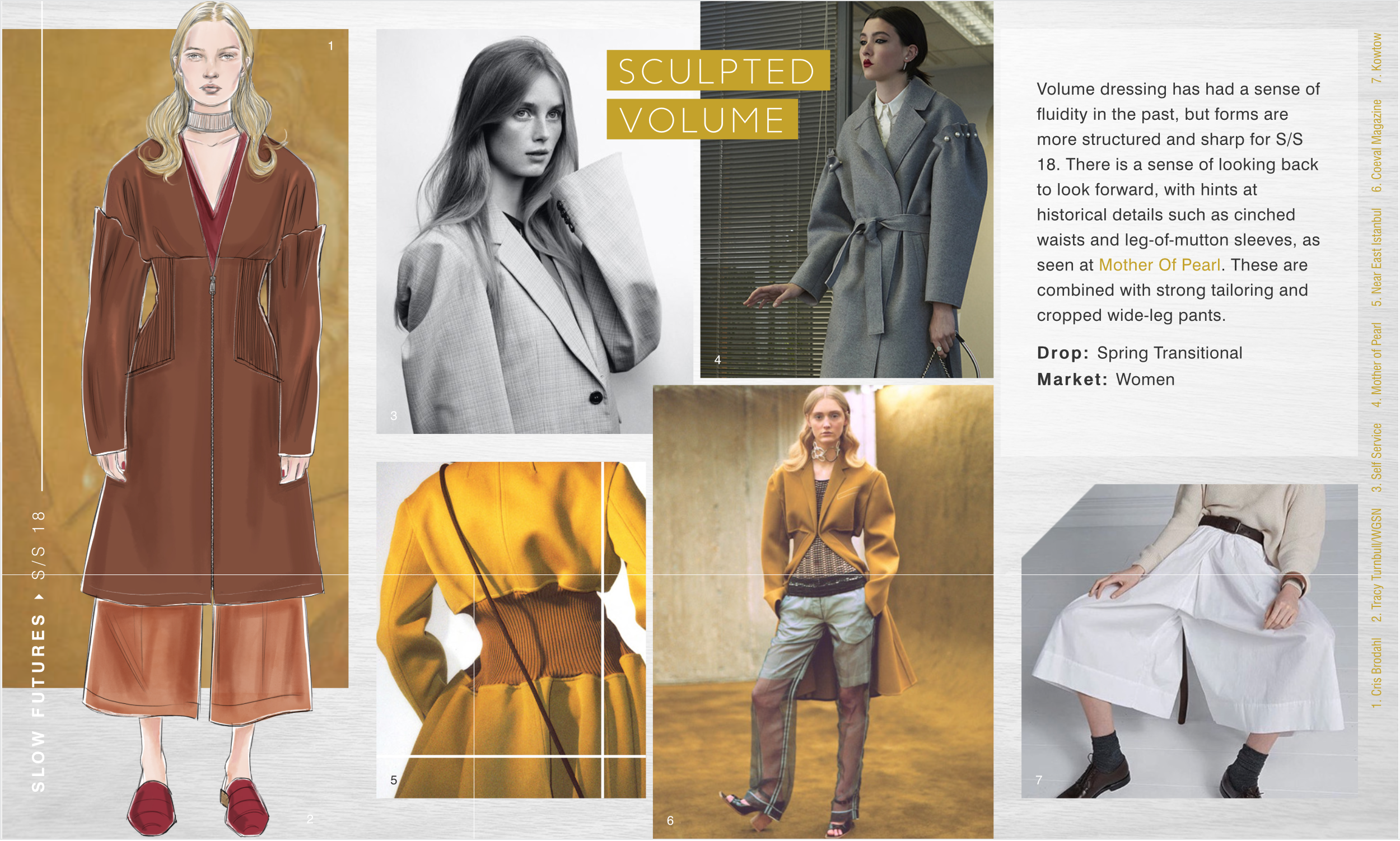 WGSN SS18 I Slow Futue I Silhouette | Latest WGSN Fashion ...
