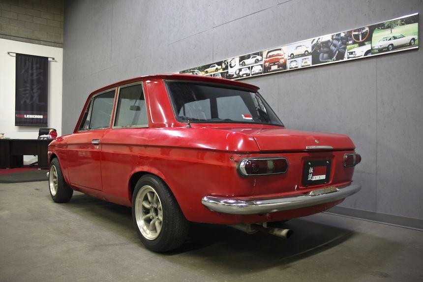 1967 Nissan Bluebird 2 door Sedan (SOLD) | JDM Legends ...