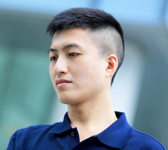 Cool Short Asian Hair