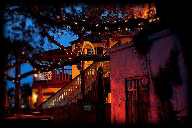 Nighttime in St. Augustine, FL by SchoenPhotos, via Flickr