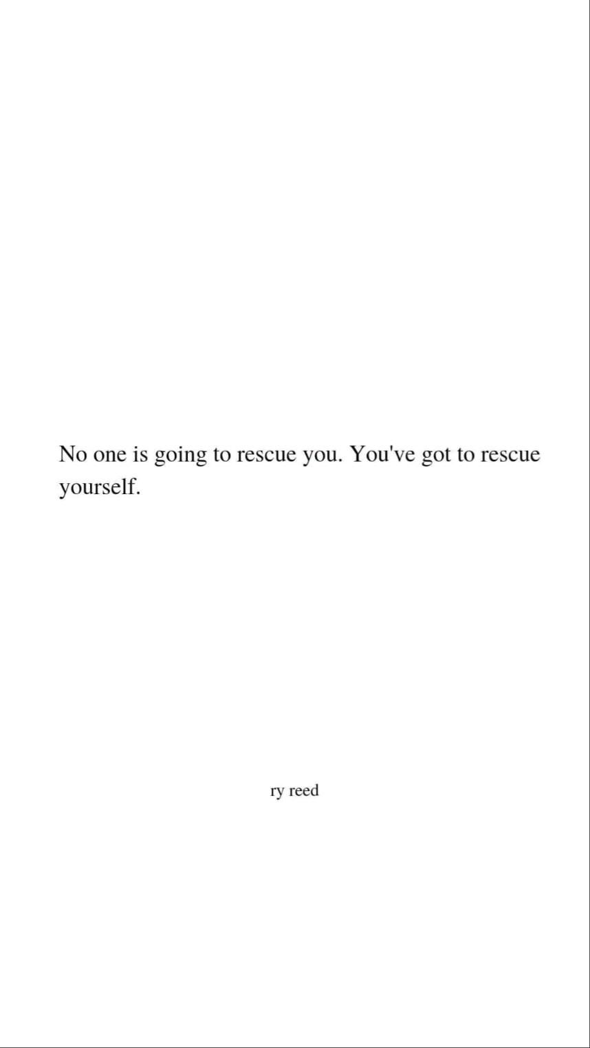you are not your past...