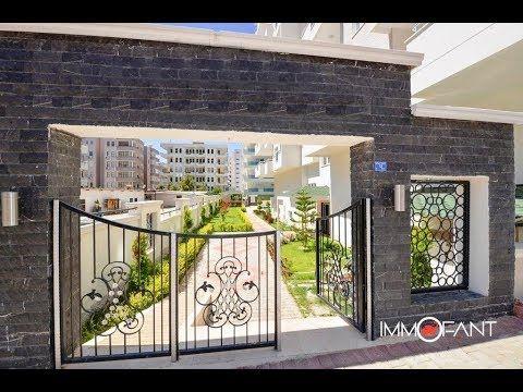 Neubau Penthouse Wohnung zu Verkaufen in Alanya 75000 Euro