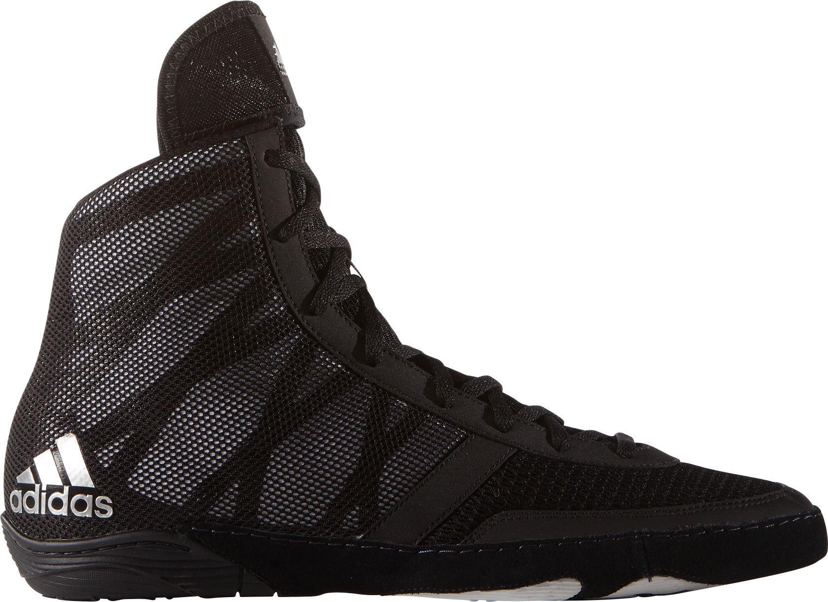 af68ac185d2 adidas Men s Pretereo III Wrestling Shoes